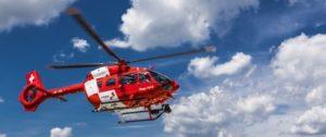 Deux des sept nouveaux hélicoptères de la Rega en fonction