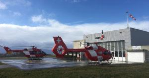 Nouvel hélicoptère