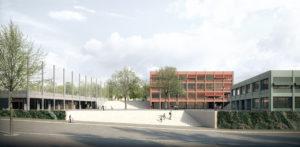 Futur collège à Bussigny-Ouest : le lauréat a été désigné