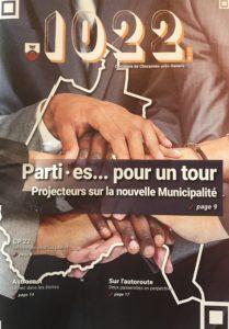 Chavannes: parti·es pour un tour